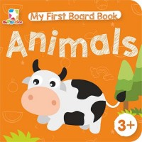 Image of My First Board Book Animals