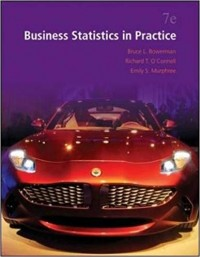 Image of Business Statistics In Practice